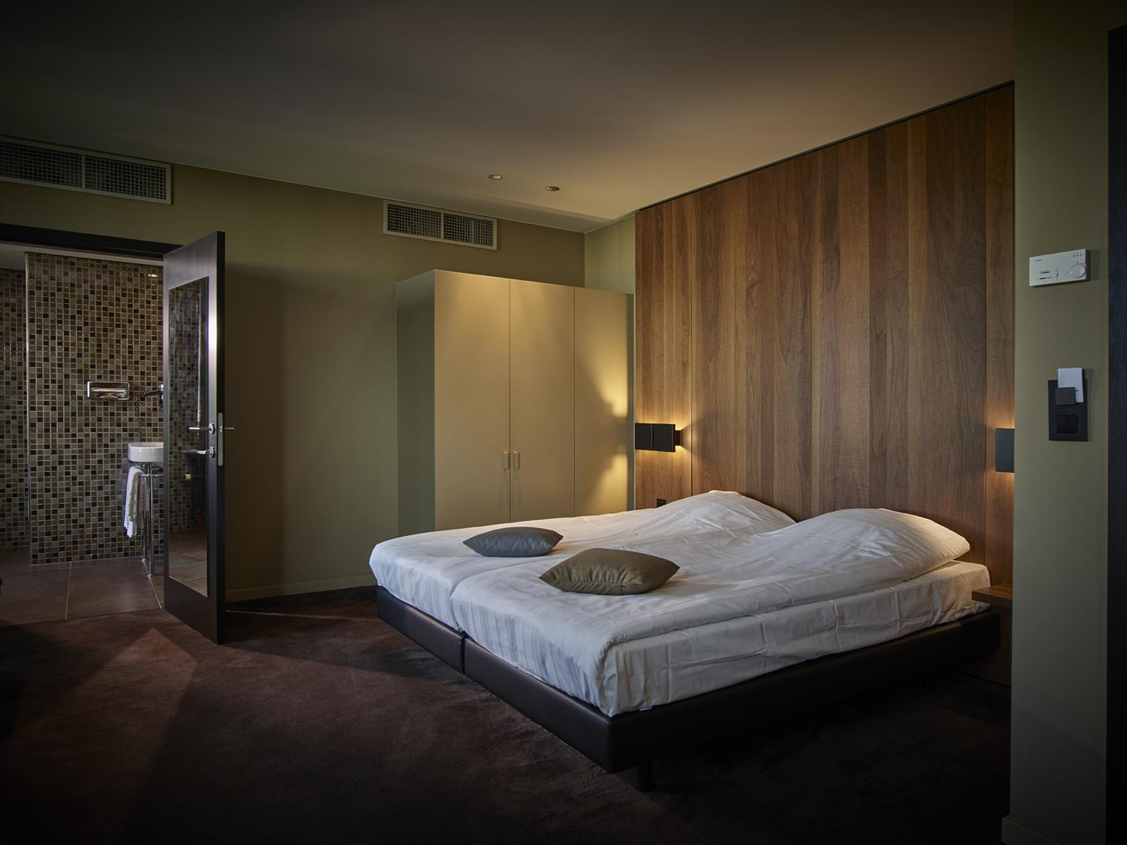 Deluxe Room, modern luxury