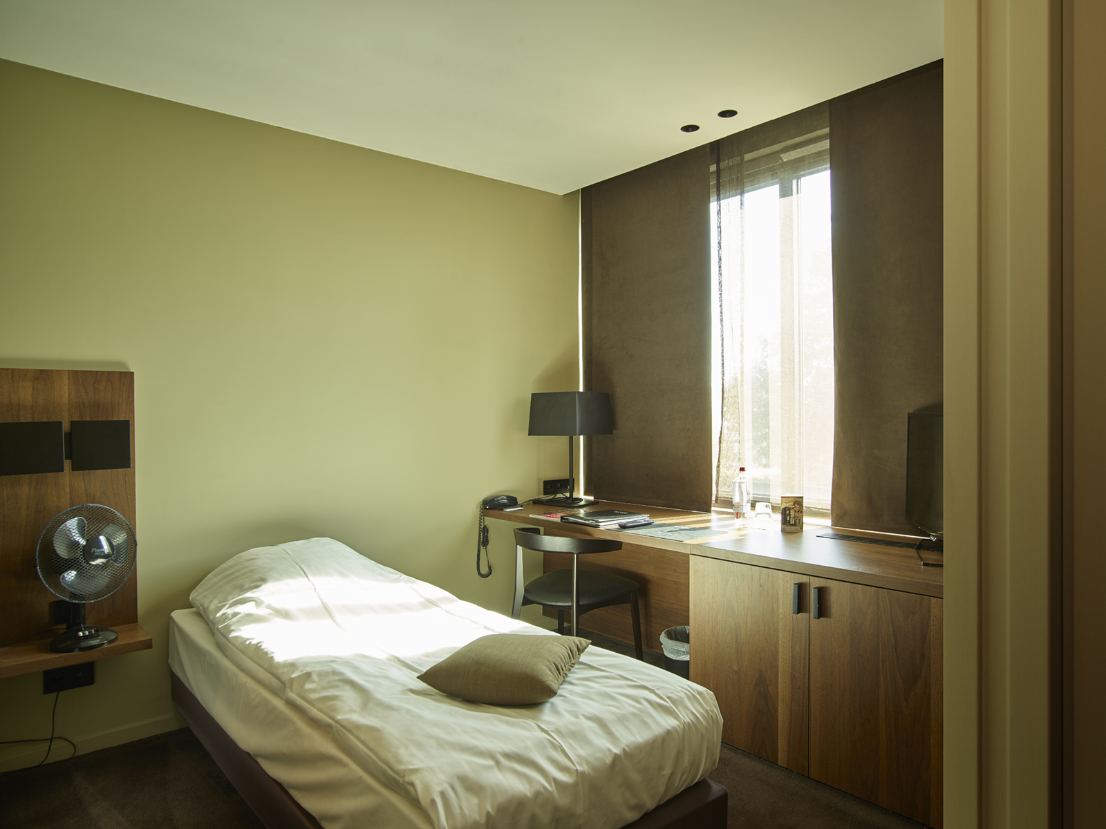 Single Room, gezelligheid en privacy